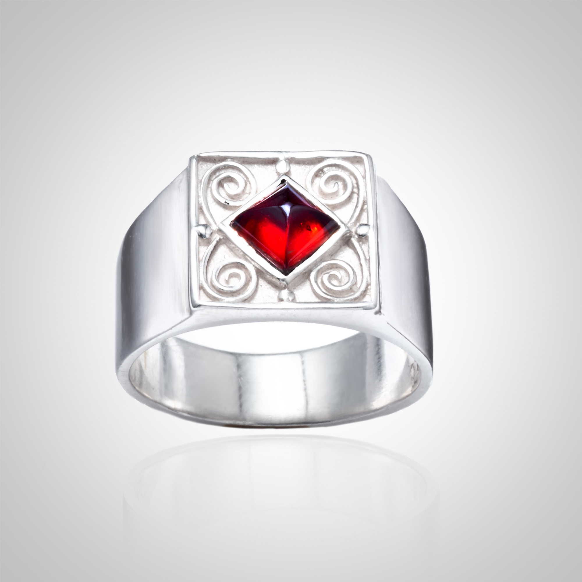 La Tene Filagree Ring